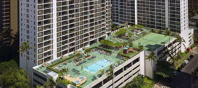 Aston at the Waikiki Banyan