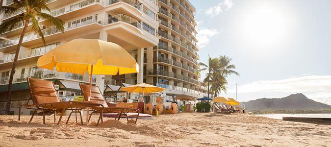 Waikiki Shore Condominium Resort