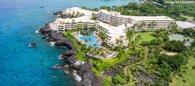 Sheraton Kona Bay Resort
