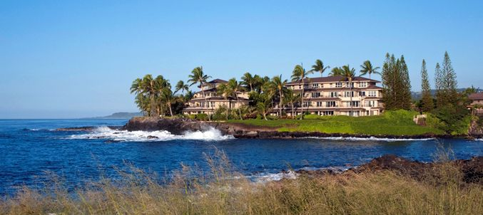 Whalers Cove Kauai