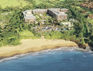 Four Seasons Maui Honeymoon
